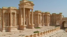 Islamic State destroys 2,000-year-old temple at Palmyra