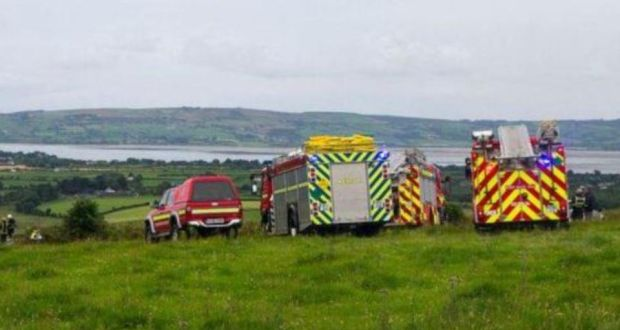 Pilot in fatal air crash 'composed and professional'