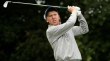 Gavin Moynihan from The Island GC is the only survivor from the 2013 Walker Cup team.