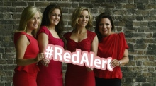 Red Alert for women's heart health issues