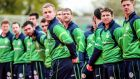"Ireland captain William Porterfield said: ""We want to be playing regularly against top sides and these fixtures are a very welcome first step."" Photograph: Inpho"