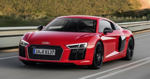 Audi Ireland Reveals R Prices - Sports car cost