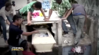 Family smash tomb and open coffin of Honduran teenager after hearing banging