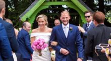 Our wedding story: From the Six Nations to Ballinacura House, Kinsale