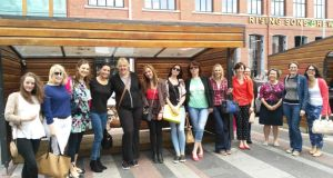 All together now: the Cork branch of GirlCrew
