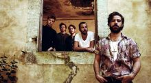 Foals: 'We're meant to be here, this is what we're supposed to be doing'