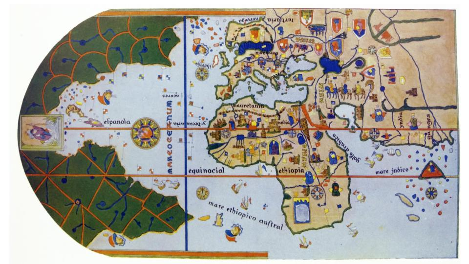 Muslim Map Of America 900.The Norse Did The Irish Might Have Did Arabs Also Reach America