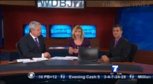 Tributes lead early morning show at WDBJ7