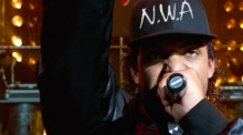 The Irish Times Film Show: Straight Outta Compton & 45 Years