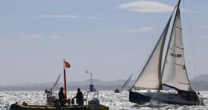 The Taste of Greystones Regatta is now in its third year. Photograph: David O'Brien.