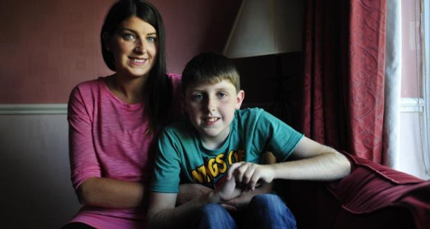 Case study: 'He's a 10-year-old child with disabilities       I can