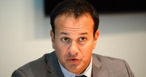 Leo Varadkar: the Minister for Health has indicated a €1 billion increase in health spending is required in the upcoming budget. Photograph: Cyril Byrne