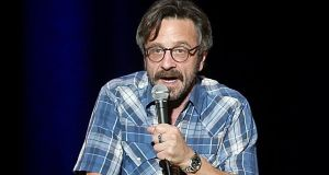 Marc Maron: 'The first 100 episodes are me asking celebrities for help'