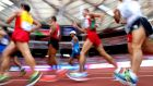 Photograph: Alexander Hassenstein/Getty Images for IAAF