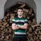 "Conor Murray is confident going into his second World Cup. ""We are in a very good place and I don't think we should be shying away from that,"" he says. Photograph: Dan Sheridan/Inpho"