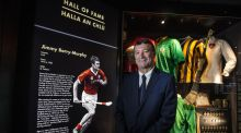 Cork's Jimmy Barry-Murphy, pictured at his induction to the GAA Museum Hall of Fame, has stepped down as Cork senior hurling manager. Photograph: Dan Sheridan/Inpho