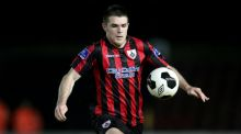 David O'Sullivan was the difference when Longford Town edged out Bray Wanderers at the City Calling Stadium. Photo: Ryan Byrne/INPHO