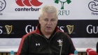 Gatland 'I don't think Ireland play a lot of rugby'