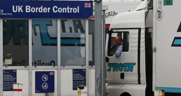 Disruption Continues For Calais Ferry Passengers