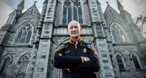 "Brian Cody: ""We learn from each other, and we learn from matches. We learn from all the various aspects of the game."" Photograph: James Crombie/Inpho"