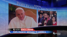Pope Francis asks bullied girl to sing for him