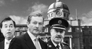 Taoiseach Enda Kenny says the Fennelly report has found he did not sack former Garda commissioner Martin Callinan.