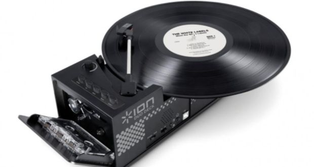 Tech tools: Ion Duo Deck gives your vinyl a new lease of life