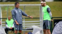 Roy Keane has confirmed Everton's James McCarthy has taken full part in training ahead of Ireland's Euro 2016 qualifier against Gibraltar. Photograph: Inpho