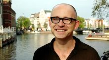 Paul O'Connell: optimistic about Amsterdam's ability to become a start-up hub.