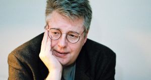 The old Stieg Larsson: the author of The Girl With the Dragon Tattoo in 2004, just before his death. Photograph: Britt-Marie Trensmar/Random House via Bloomberg