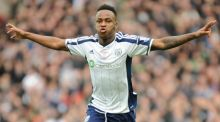 Saido Berahino: tweeted on deadline day that he would never play for Jeremy Peace, the Albion chairman, again. Photograph: Jon Buckle/PA Wire