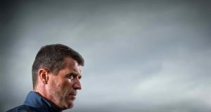 "Roy Keane: The one thing we won't do is take our eye off the ball in terms of training or think we can just turn up and win."" Photograph: Morgan Treacy"