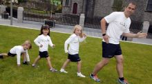 Athlone ready to set the fitness pace in health project