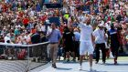 Brave Mardy Fish bids goodbye to  tennis after US Open defeat