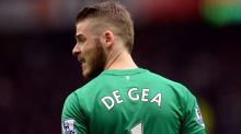 David de Gea has been backed to remain professional as he continues his Manchester United career and has been included in Louis van Gaal's Champions League squad. Jon Buckle/PA Wire