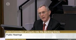 Former non-executive director of Anglo Irish Bank Gary McGann has claimed the Financial Regulator was fully briefed on Sean Quinn's Contracts for Difference