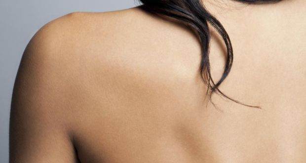 What to do if you suffer from a spotty back