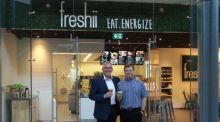 Meal Ticket: Freshii, IFSC, Dublin 1