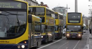 Dublin Bus: its twitter feed is a prime example of the pitfalls and the benefits for companies that engage on social media. Photograph: Cyril Byrne