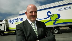 John Tuohy, chief executive of Nightline Group, Ireland's largest independent delivery company,  to speak at Athlone Start-up Night.