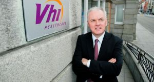VHI chief executive John O'Dwyer: It is the first time we have had growth in years. Photograph: Aidan Crawley