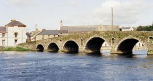 Graiguenamanagh: the whole town gets involved in book festival
