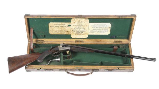 On the hunt for Ireland's rare guns