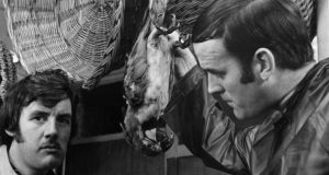 It's not dead, it's resting: Michael Palin and John Cleese in Monty Python's Dead Parrot sketch. Photograph: Columbia Pictures/Getty Images