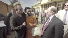 Into Africa with Bono