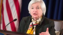Federal Reserve chair Janet Yellen has pushed for a rise in interest rates as wages rise and inflation heads for 2% target. Photograph: Reuters/Joshua Roberts