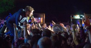 Blur: Damon Albarn leaps off the stage and leads Saturday night | Electric Picnic