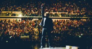 The city or cities they will play in, the exact dates and venue names will be made public this Wednesday as well as infomation about ticketing for the shows. Photograph: Danny North/U2/PA Wire