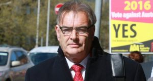 Ian Bailey: will have 28 days to lodge appeal after receiving judgment. Photograph: Collins