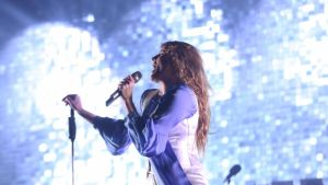 Florence and the Machine, main stage, Electric Picnic.  Photograph: Stephen Collins/Collins Photos